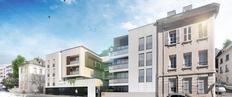53 logements collectifs à Rouen